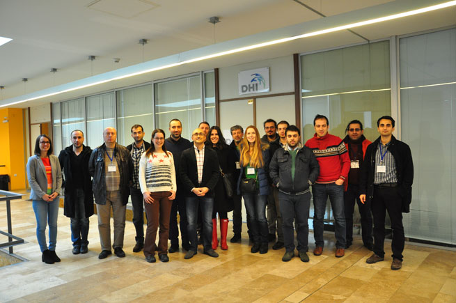 Dhi Turkey Successfully Conducts Mike Flood Training Course